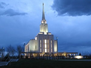 Oquirrh Mountain Temple, Utah